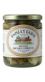 Paisley Farm Dilled Brussels Sprouts, 16 oz